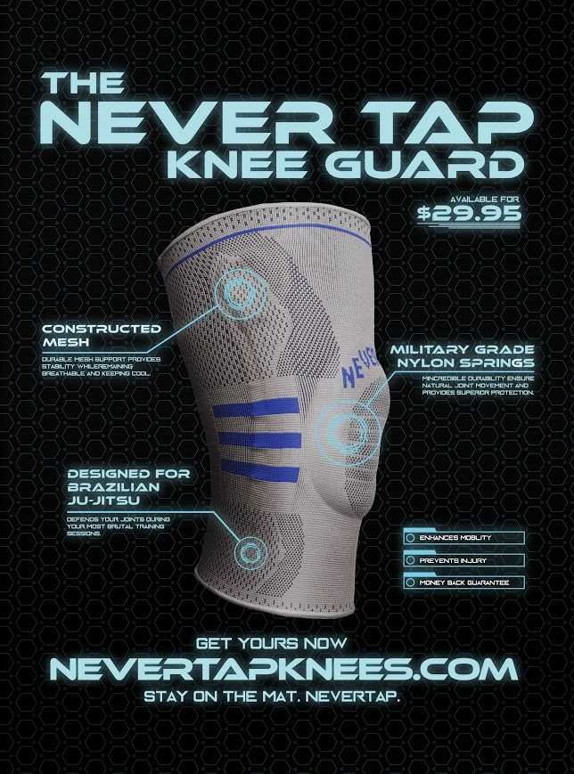 NeverTap Knee Guard