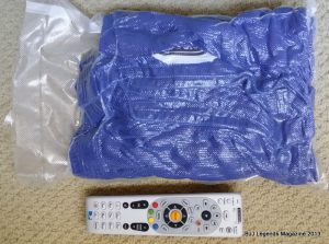 Saving Space with a Vacuum Packed Gi