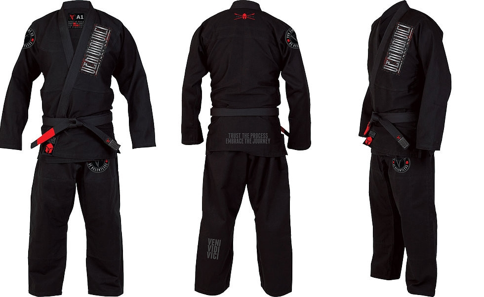 Product Review: VVV Fight Co- The Paladin Kimono
