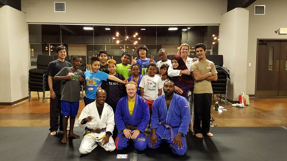 Project 658 Presents: Refugee BJJ