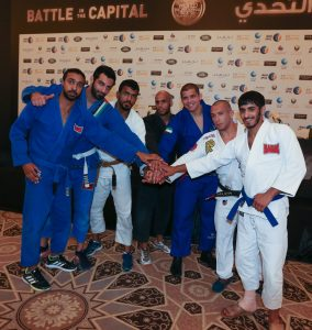 The Countdown is on to the Ninth Annual Abu Dhabi World Professional Jiu-Jitsu Championship 2017