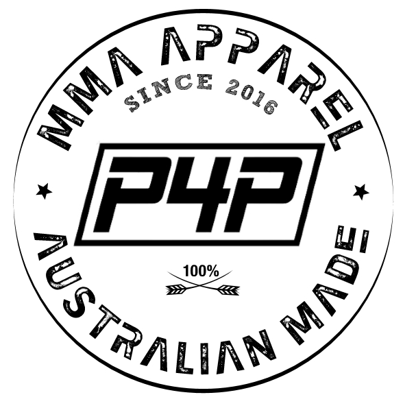 P4P Apparel. Made In Australia