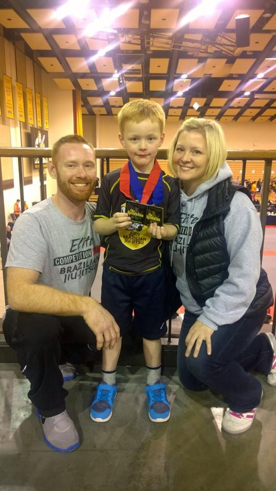 Andrew Solheim: The Balance of Family & Jiu-jitsu