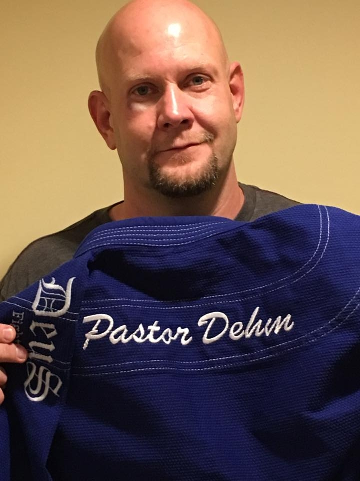 The Jiu-Jitsu Pastor