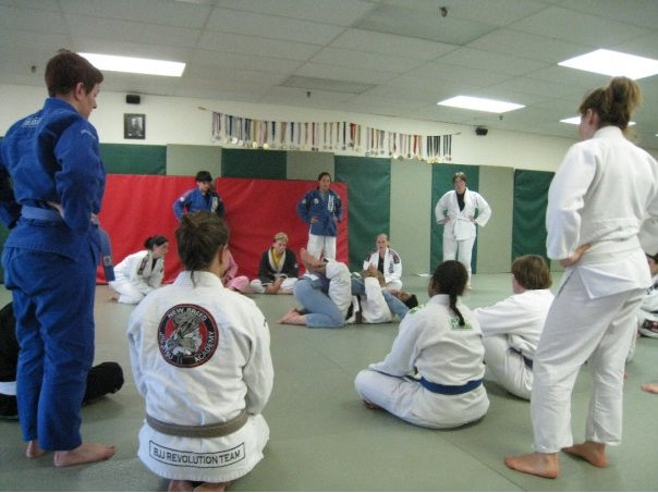 Pay It Forward — Womens Jiu-Jitsu Camp Minneapolis (July 20-24)!