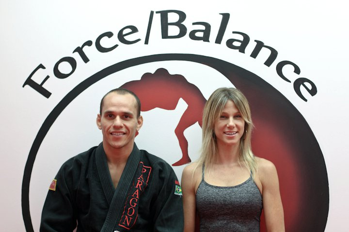 Force/Balance Brazilian Jiu-Jitsu and Yoga