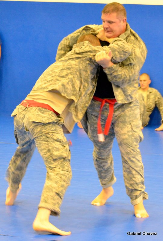 Help U.S Army Soldiers Eddie Wittern and Dennis Radonvich Get to No-Gi Worlds