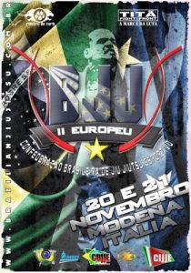 European Jiu-Jitsu Championship Nov 20-21