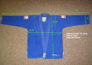 Gi Review: Flow Kimonos Classic A3L