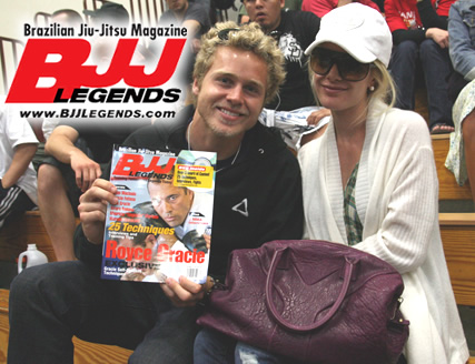 Who Reads BJJ Legends – Spencer Pratt from the Hills