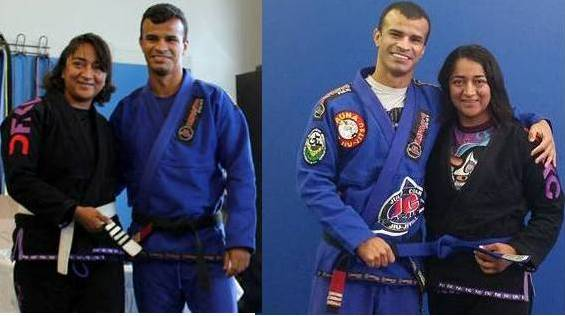 Becoming: Ascending the BJJ Ladder