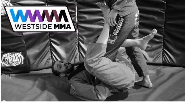 One Legged X-Guard Straight Ankle Lock with Roli Delgado