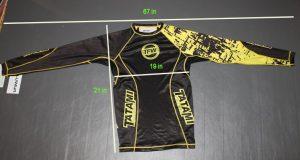 Tatami Flex Rashguard and Atom Fight Shorts Review