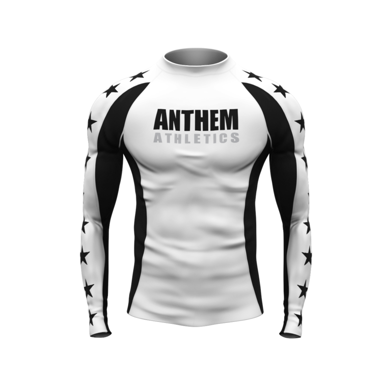Anthem Athletics: Rash Guard Review