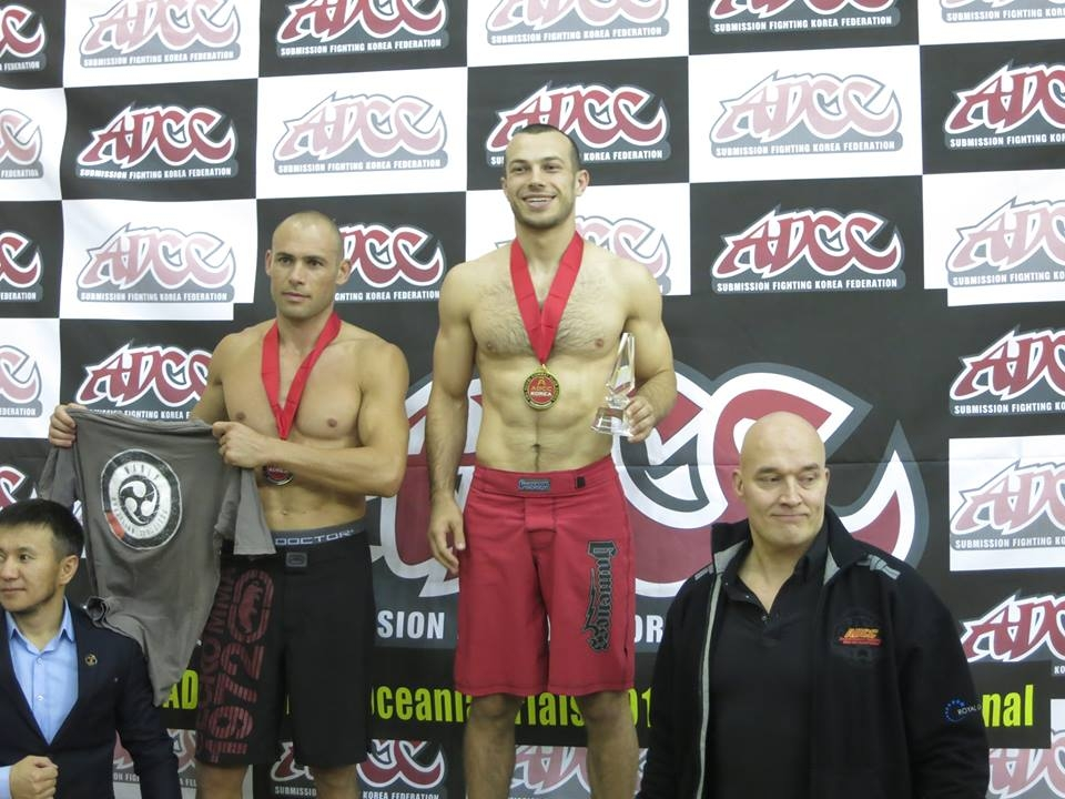 Lachlan Giles: Road to the ADCC