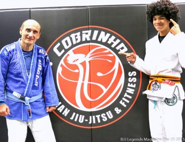 BJJ Bridges the Age Gap