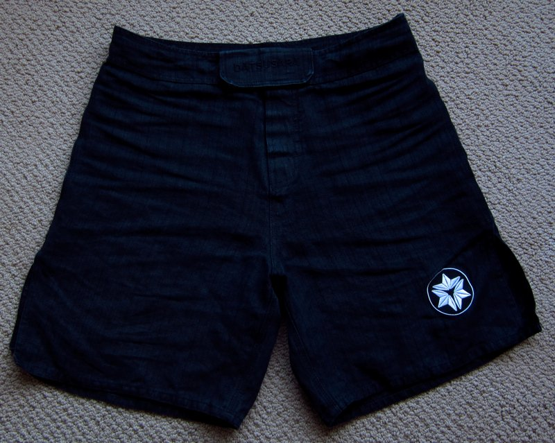 Gear Review: Datsusara Hemp Shorts