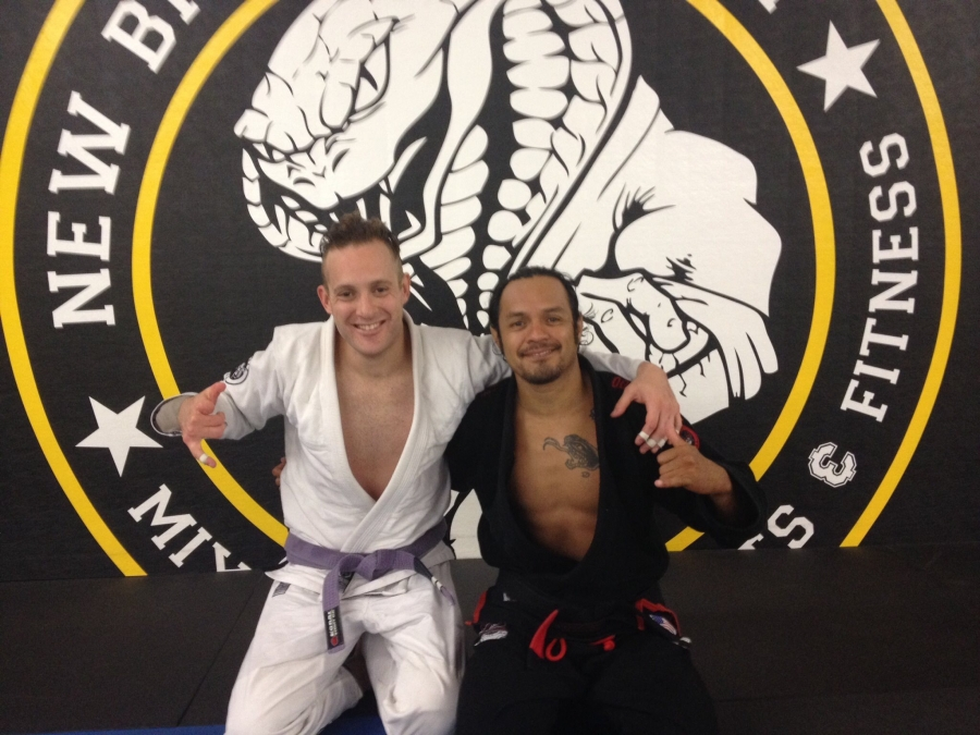 BJJ Legends Grappler Spotlight: Max Blum