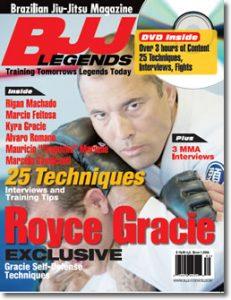 Purchase BJJ Legends Magazine v2
