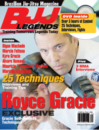 SUMMER ISSUE  BJJ Legends Magazine – Jiu-Jitsu Magazine