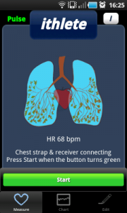 Review: iThlete App Review…(Bringing HRV Into the Mix)