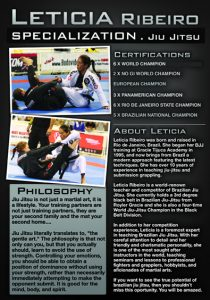 Women's Only Training Camp with Leticia Ribeiro