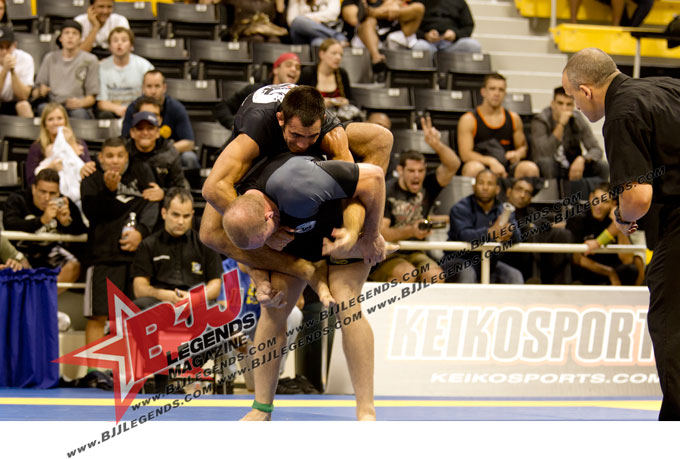 ADCC is not the Abu Dhabi World Pro
