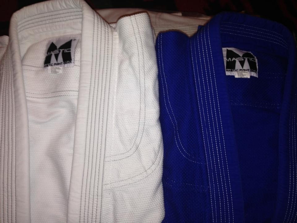 Gear Review: Mastic Fight Wear Kimono