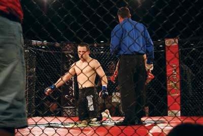 Matt Betzold: First Amputee MMA Fighter