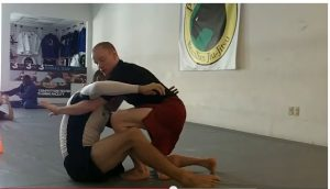 Mike Harmon of Paragon Austin Shows a Modified Butterfly Guard Pass