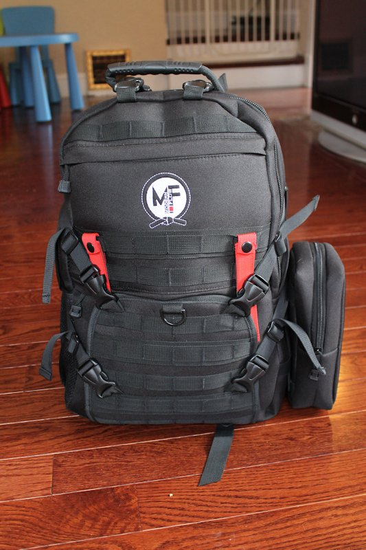 Gear Review:  Modern Flow Backpack