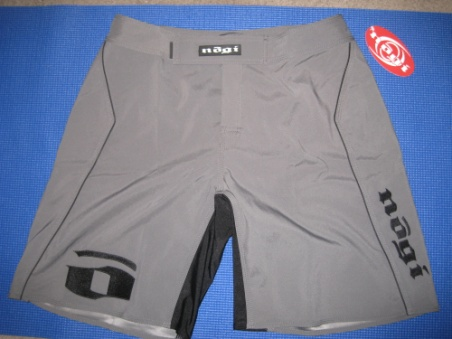 NOGI Industries Rash Guard and Shorts