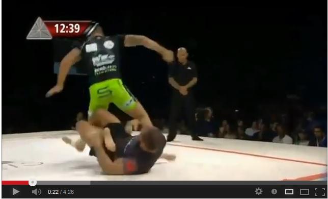 Video: Cyborg Abreu VS Brendan Schaub Metamoris II
