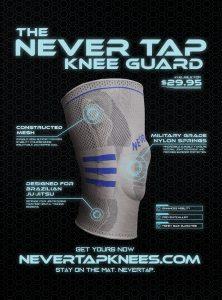 NeverTap Knee Guard