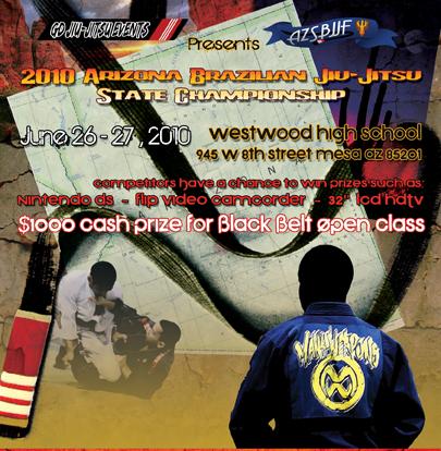 2010 Arizona Jiu Jitsu State Championships