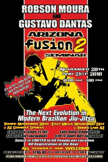 Two Great BJJ Events