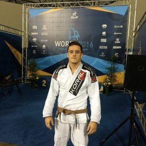 Grappler Spotlight: Fabricio Machado