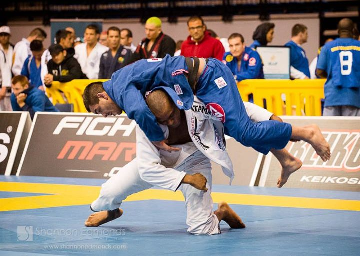 Training Sport Specific Attributes in BJJ