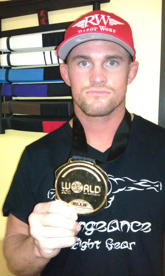 Daron Cruickshank: UFC Fighter, TUF Contestant and Fighter on MTV's Bully Beatdown