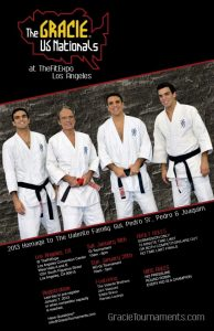 The Gracie US Nationals Return to TheFitExpo January 19-20 in LA