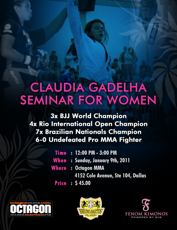 BJJ / MMA Events You Can't Miss