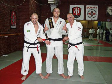 Growth of BJJ in Eastern Europe: An Interview with Gile Huni