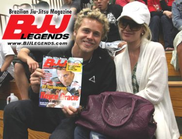 Who Reads BJJ Legends – Spencer Pratt from the Hills