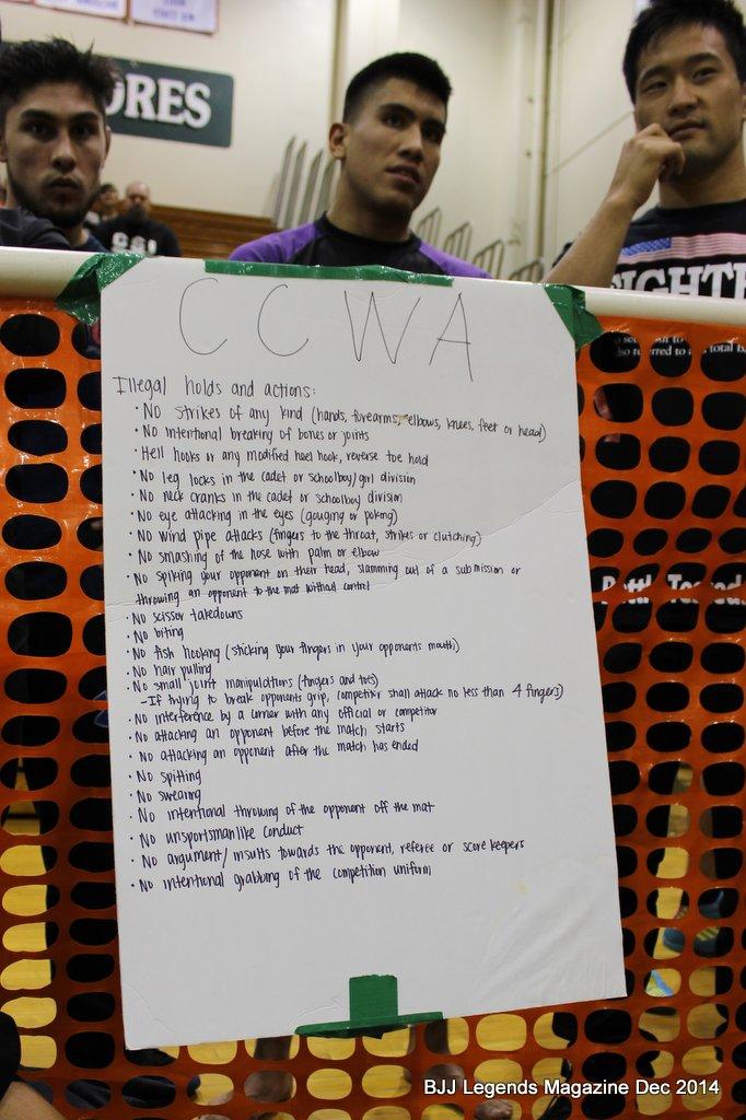 Josh Barnett, Erik Paulson and Feargus McTeggart create California Catch Wrestling Association