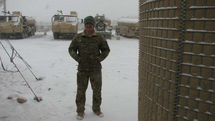 Military Spotlight: Mitchell Bruner