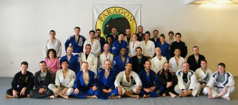 Paragon Austin: Continuance of Brazilian Jiu-Jitsu Excellence