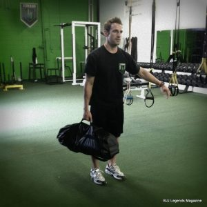 Improve On Mat Strength With Loaded Carries