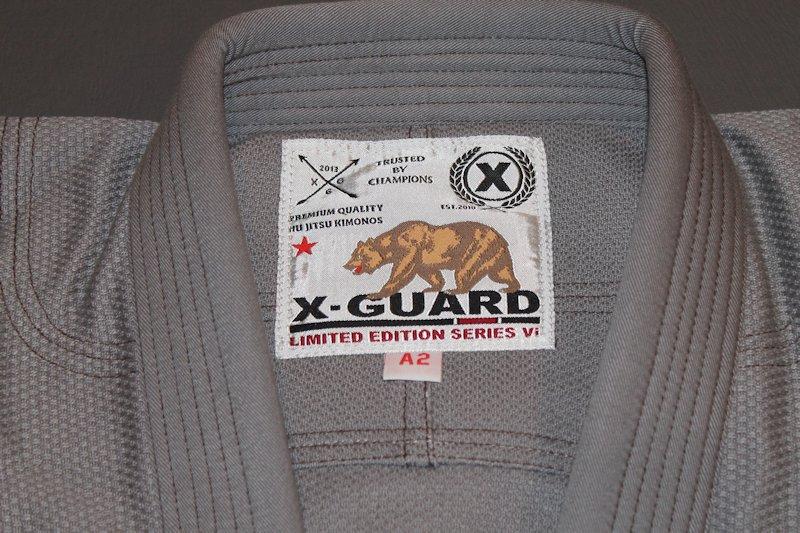 Gi Review: X-Guard Recon (A2)