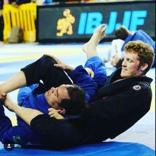 Tanner Rice and Rice Brothers BJJ