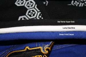 Gi Review:  Break Point FC Lightweight Deluxe A4